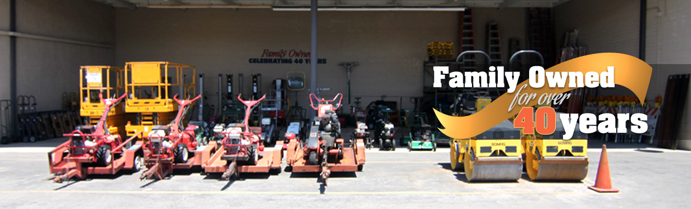 Baker Equipment Rentals